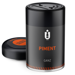 Packaging: Piment, ganz