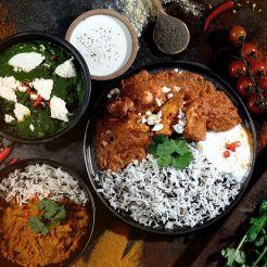 Der Geschmack Indiens