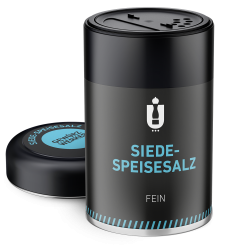 Packaging: Siede Speisesalz