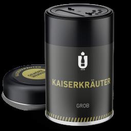 Packaging: Kaiserkräuter, grob