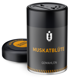 Packaging: Muskatblüte, gemahlen