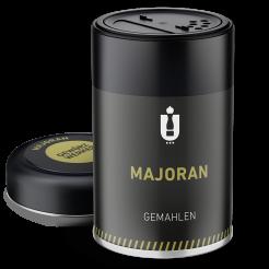 Packaging: Majoran, gemahlen